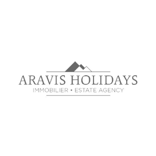 Aravis Holidays Logo