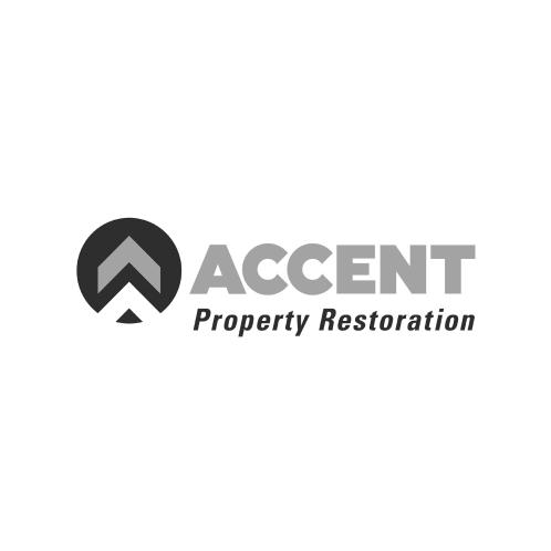 Accent Property Restoration Logo