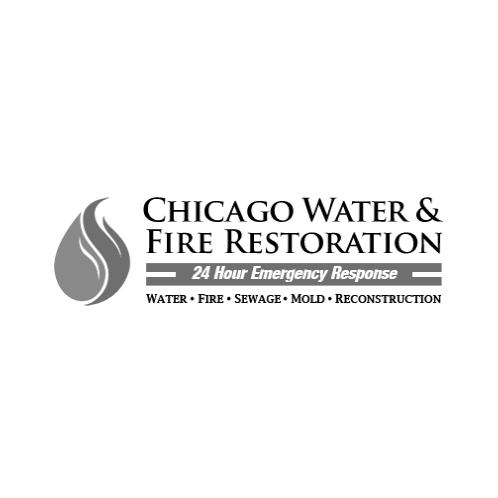 Chicago Water & Fire Restoration Logo