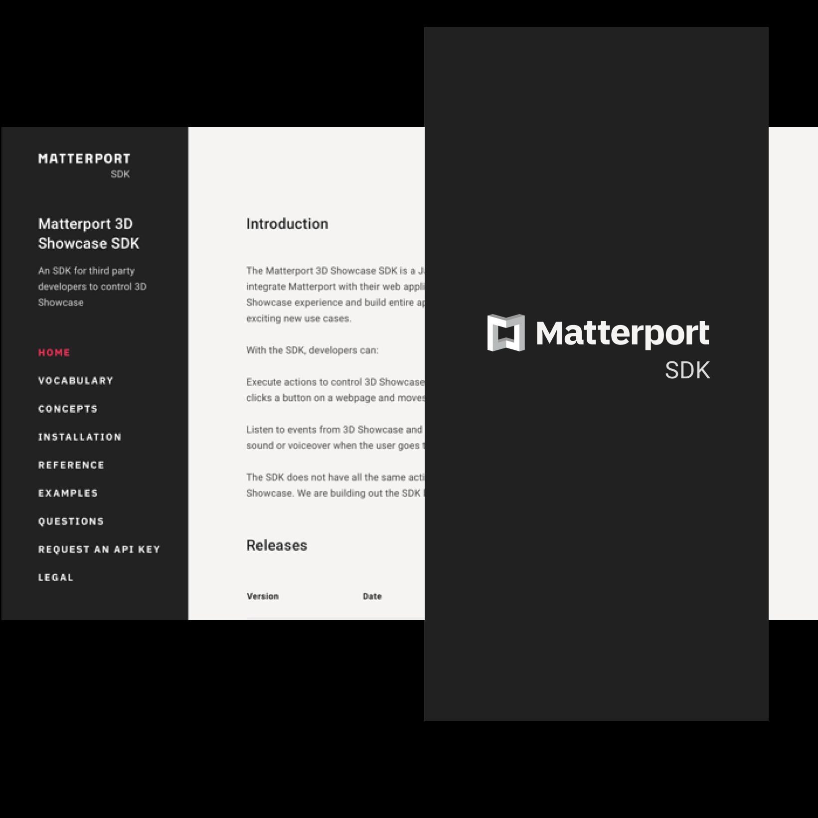 Matterport SDK