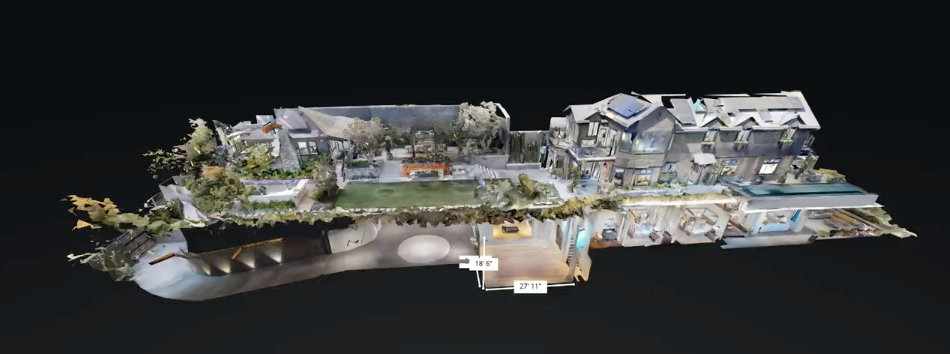 The most complete view of a property via the digital twin