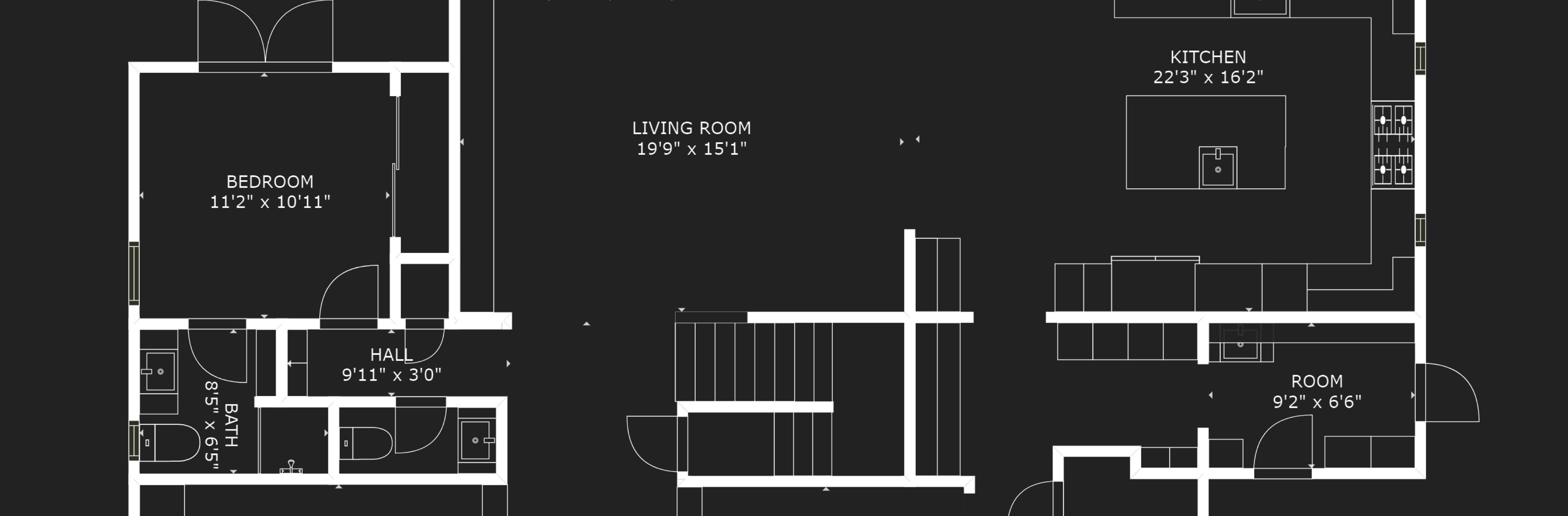 Schematic Floor Plans Matterport