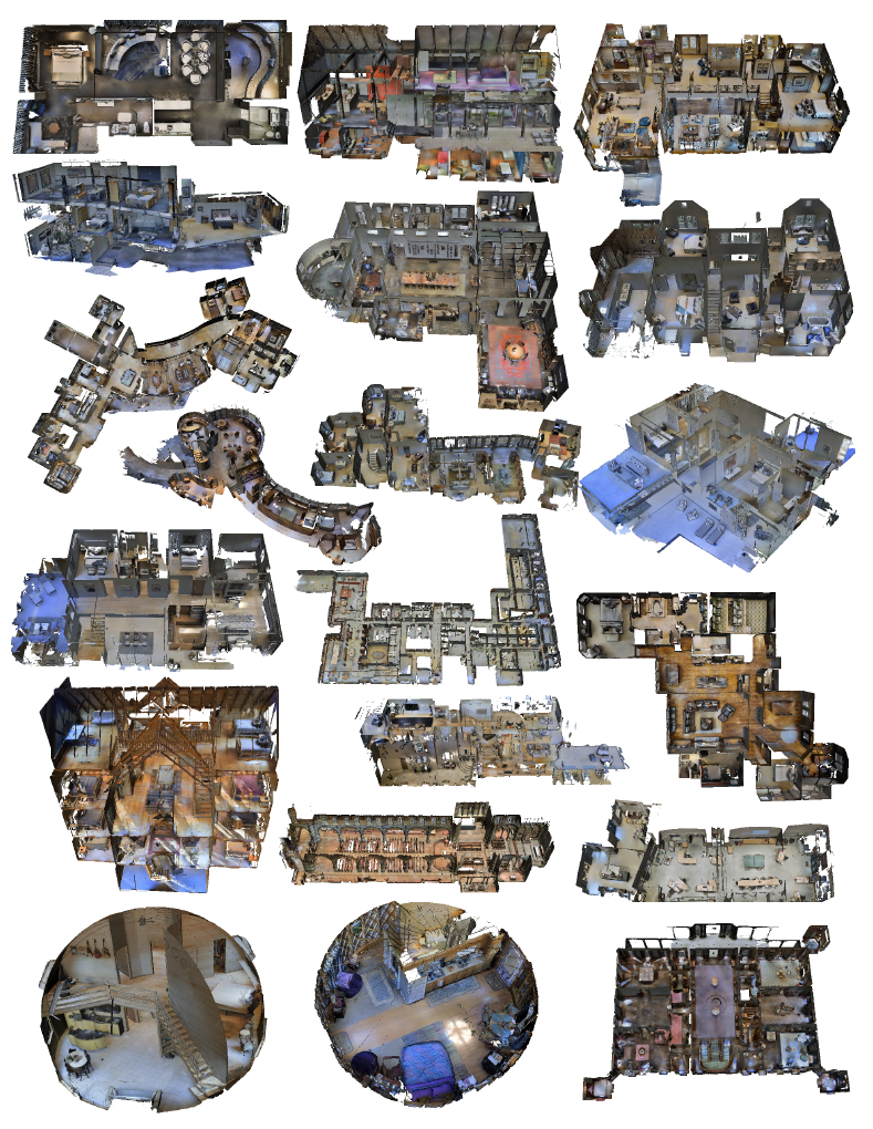 Matterport's internal work