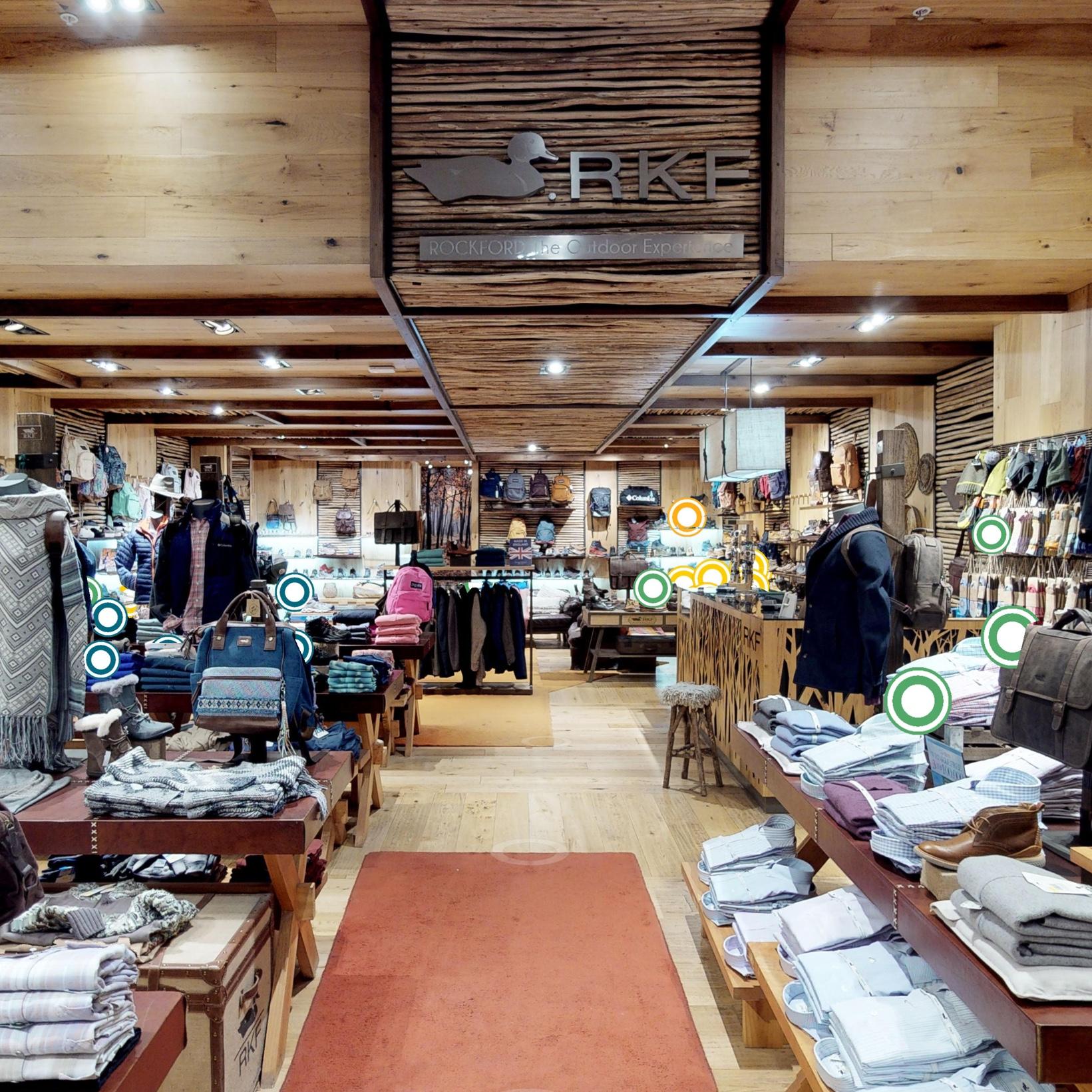 RKF retail store
