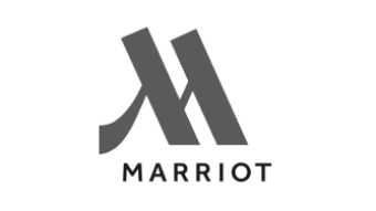 Marriott small gray logo