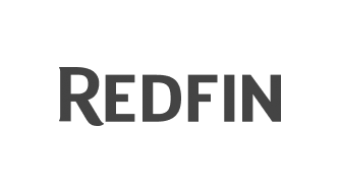 Redfin small gray logo