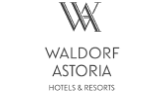 Waldorf Astoria in logo line - gray