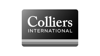 Colliers logo - small gray