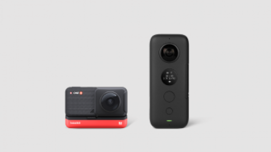Insta360 ONE R and ONE X for Support page