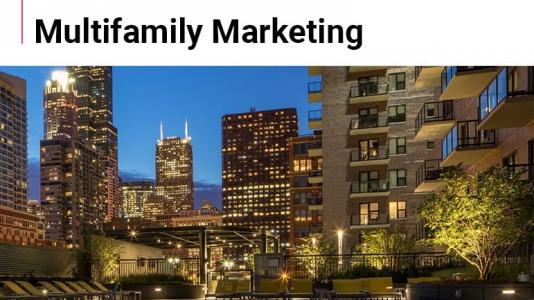 Multifamily Marketing image