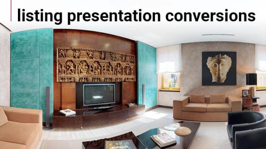 Listing conversions image