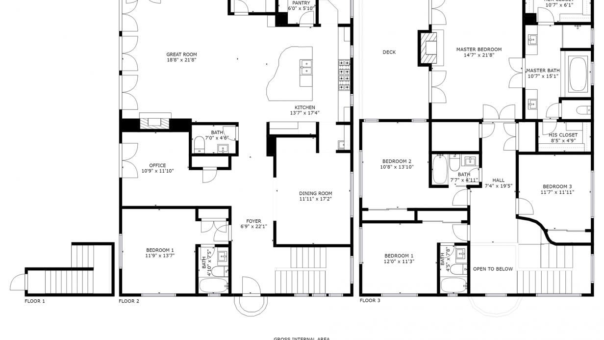 Matterport floor plan insurance