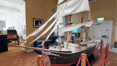 Shackleton Museum