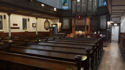 Upper Chapel, Sheffield