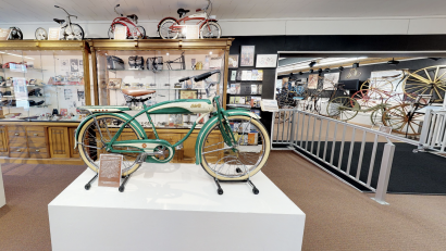 Bicycle Museum Of America