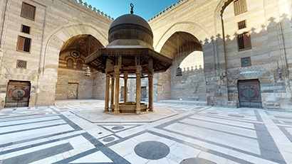 Mosque-Madrassa of Sultan Barquq