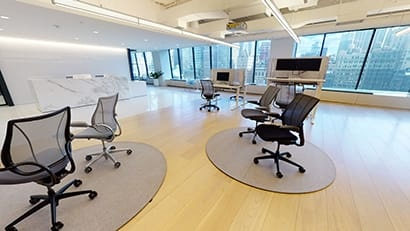 Humanscale HQ in NYC
