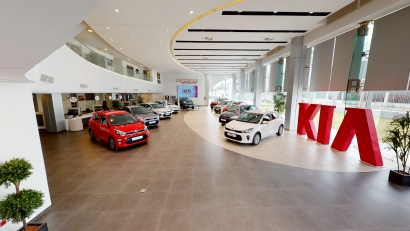 City Cars - Kia Motors (Visite 360°) teaser
