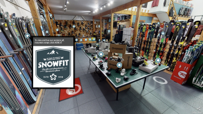 Snowfit Ski Shop in UK