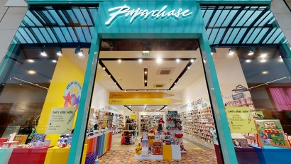 Paperchase Virtual Store