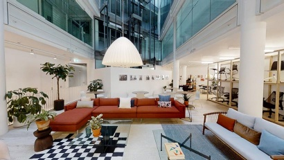 Herman Miller London Showroom