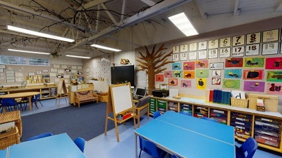 Matterport Cares - The King Alfred School Ivy Wood