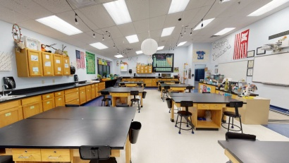 Mother Teresa Catholic Elementary School - Science Lab