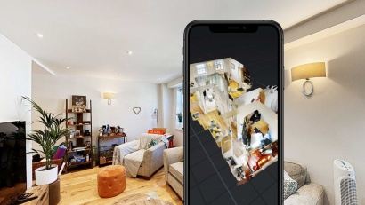 Matterport for iPhone momentum blog image